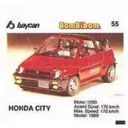 Вкладыш жвачки BomBibom 55