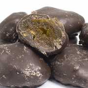 Абрикос в темной шоколадной глазури, 150 г...