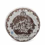 Шу Пуэр Лао Чанг №8200, блин, 200 г