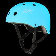 Защитный шлем Los Raketos Atak13 Neon Blue (L)