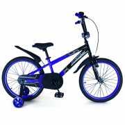 Детский велосипед Lamborghini Strada 20 синий...