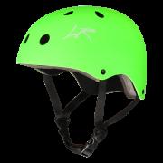 Защитный шлем Los Raketos Atak13 Neon Green (S)