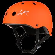 Защитный шлем Los Raketos Atak13 Matt Orange (L)