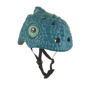 Детский велосипедный шлем Crazy Safety Cameleon Petrol (49-5...
