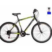 Велосипед Hartman Grunberg V 26 (2018) черно-зеленый (17