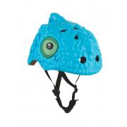 Детский велосипедный шлем Crazy Safety Cameleon Blue (49-55 ...