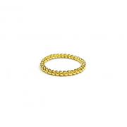 Кольцо наборное Бусинки, золото 750...