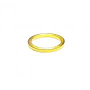 Кольцо наборное, золото 750