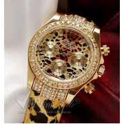 Часы Rolex Cosmograph Daytona Leopard