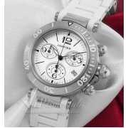 Часы Pasha de Cartier Seatimer Chronograph Lady