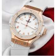 Часы Big Bang All White