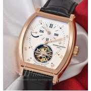 Часы Malte Tonneau Regulator Tourbillon