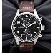 Часы Pilots Chronograph Steel
