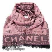 Палантин Chanel
