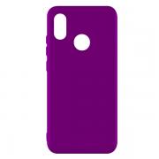 Силиконовый чехол для Xiaomi Mi 6x / A2 (Фиолетовый)...