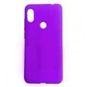 Силиконовый чехол для Xiaomi Redmi S2 (Фиолетовый)...