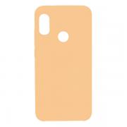 Силиконовый чехол Silky and Soft-Touch Xiaomi Redmi S2 (Gold...