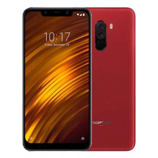 Смартфон Xiaomi Pocophone F1 6/64Gb Red/Красный EU (Global Version)