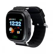 Детские часы с GPS Smart Baby watch Q90 (Black)