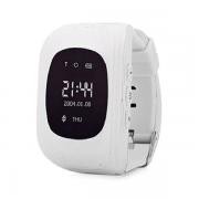 Детские часы с GPS Smart Baby watch Q50 White/Белый...