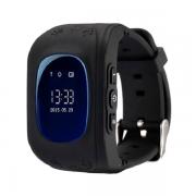 Детские часы с GPS Smart Baby watch Q50 Black/Черный...