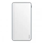 Внешний аккумулятор Baseus M21 Simbo Smart 10000mAh White/Бе...