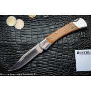 Складной нож Buck 0110OKS S30V Folding Hunter