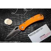 Нож BUCK 0722ORS1 SpitFire Orange