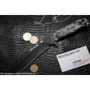 Нож BUCK 0620CMS13 Reaper Black