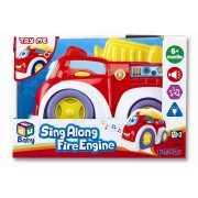 Веселая машинка Keenway (пожарная)