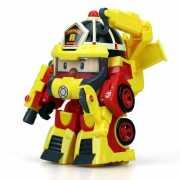 Рой трансформер Robocar Poli 10 см + костюм супер пожарного...