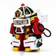 Рой трансформер Robocar Poli 10 см + костюм астронавта...