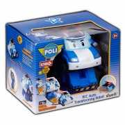 Робот-трансформер Robocar Poli Поли на радиоуправлении . Упр...