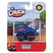CHUCK & FRIENDS машинка 5 см в блистере, Хэнди...