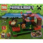 Конструктор Minecraft , Зомби и Собака (1)...