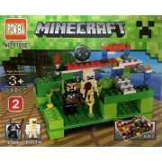 Конструктор Minecraft Стив и Скелет (2)...