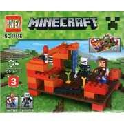 Конструктор Minecraft  Охотник и  Скелет Иссушитель (3)...