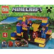 Конструктор Minecraft  Крипер и Собака (4)...