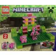 Конструктор Minecraft Свинозомби и Свинья (2)...