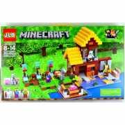 Конструктор Minecraft Фермерский коттедж 546 деталей...