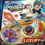 Большой набор волчков BeyBlade Battleblade burst of battle L...