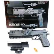 Пистолет Shantou Gepaiс лазерным прицелом K2119-81...