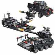 Конструктор 3 в 1 SWAT