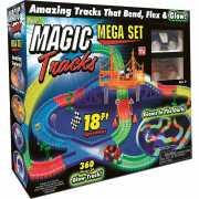 Гоночная трасса Magic Tracks люминесцентная - 360 деталей...