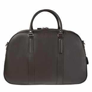 Черная дорожная сумка Dr.Koffer 8007S-82