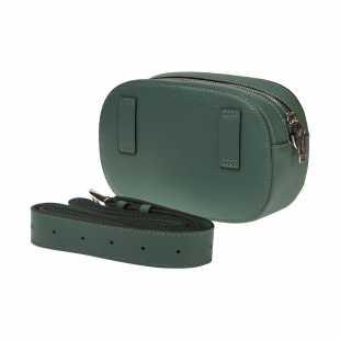 Зеленая кросс-боди Dr.Koffer 5563S-71