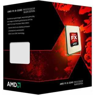 Процессор AMD FX-8350 4GHz/5200MHz/8MB  sAM3+ BOX