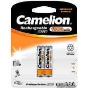 Аккумулятор Camelion R 03/2bl 1000 мАч Ni-MH (NH-AAA1000BP2)...