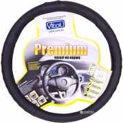 Чехол на руль Vitol Premium B 401 M Черный
