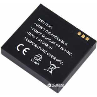 Аккумулятор Kingma 1010 мА*ч для камеры Xiaomi YI Sport (AZ13-2)